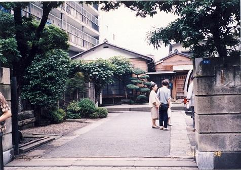 戦後~平成12年の長光寺本堂