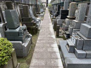 長光寺墓地